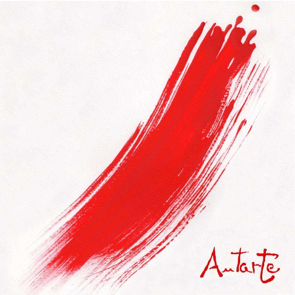 Copertina di Antarte EP