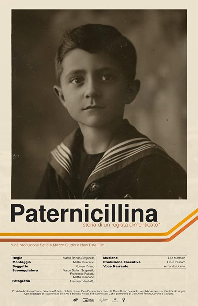 paternicillina locandina